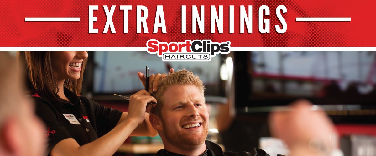 The Sport Clips Haircuts of Brandon - 819 E. Bloomingdale Ave Extra Innings Offerings